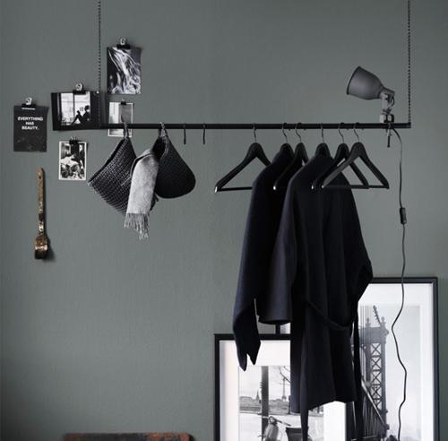 creer dressing facile. Black Bedroom Furniture Sets. Home Design Ideas