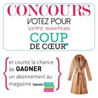 Concours: votez pour le plus beau manteau d'automne!