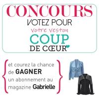 Concours: votez pour le plus beau veston!