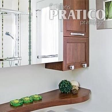 Idées de rangement brillantes - Salle de bain - Avant après ...