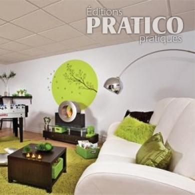 cr er une salle familiale au sous sol sous sol avant. Black Bedroom Furniture Sets. Home Design Ideas