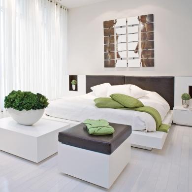 chambre futuriste chambre inspirations d coration et r novation pratico pratique. Black Bedroom Furniture Sets. Home Design Ideas