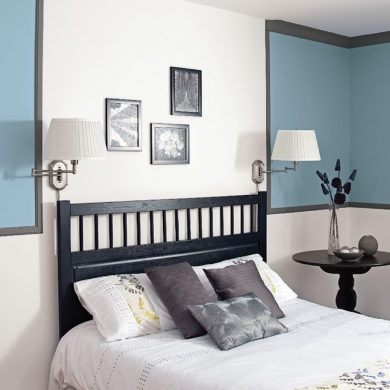 comment mettre des moulures en valeur trucs et conseils d coration et r novation pratico. Black Bedroom Furniture Sets. Home Design Ideas