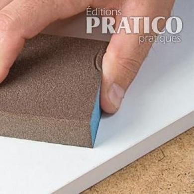 Comment pr parer les surfaces avant de peindre la m lamine - Comment couper du melamine sans eclat ...