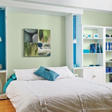 Fabriquer un lit escamotable en tapes d coration et - Systeme lit escamotable ...
