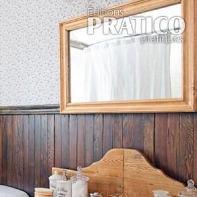 Fabriquer un miroir coulissant en tapes d coration et - Fabriquer un tiroir coulissant ...
