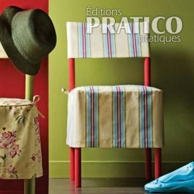 fabriquer une housse pour les chaises plans et patrons d coration et r novation pratico. Black Bedroom Furniture Sets. Home Design Ideas