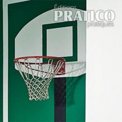 Fixer un panier de basketball la t te d 39 un lit en for Panier de basket chambre