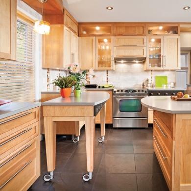 lot sur roulettes cuisine inspirations d coration. Black Bedroom Furniture Sets. Home Design Ideas