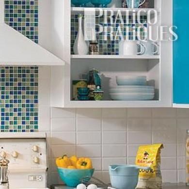 Installer une hotte chemin e en tapes d coration et r novation pratico - Installation de la hotte de cuisine ...