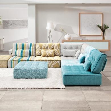 le canap modulaire bas salon inspirations. Black Bedroom Furniture Sets. Home Design Ideas