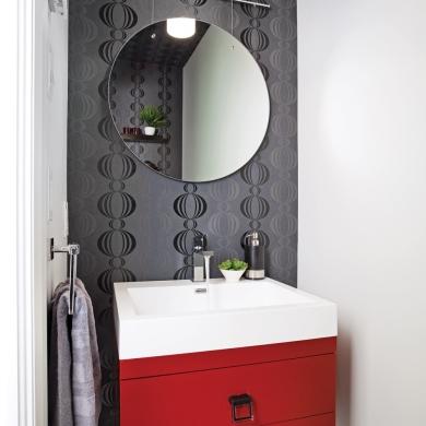 Module color pour salle d 39 eau glamouris e salle de for Module salle de bain