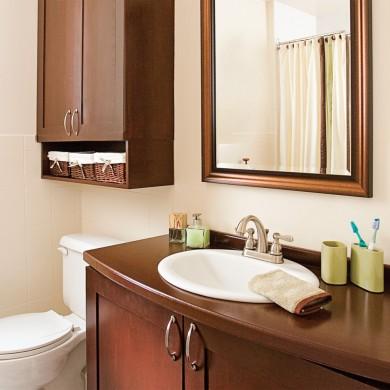 refaire la salle de bain avec un petit budget salle de bain inspirations d coration et. Black Bedroom Furniture Sets. Home Design Ideas