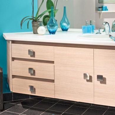 transformer un meuble de m lamine pour moins de 100 en tapes d coration et r novation. Black Bedroom Furniture Sets. Home Design Ideas