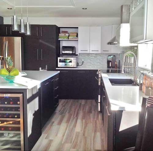trendy appliquer un revtement de vinyle autocollant with. Black Bedroom Furniture Sets. Home Design Ideas