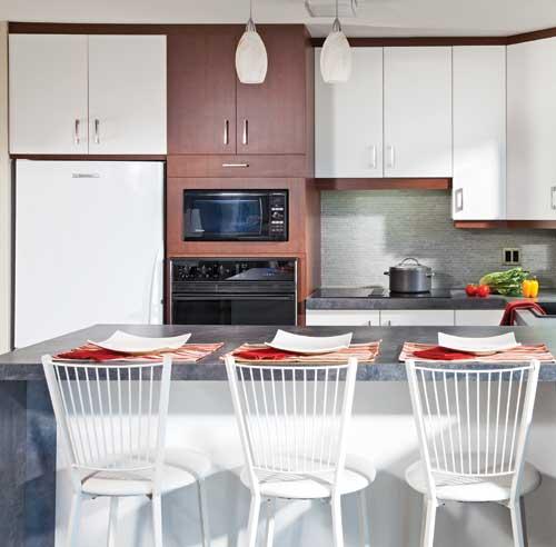 Armoires de cuisine armoire cuisine melamine - Melamine c est quoi ...