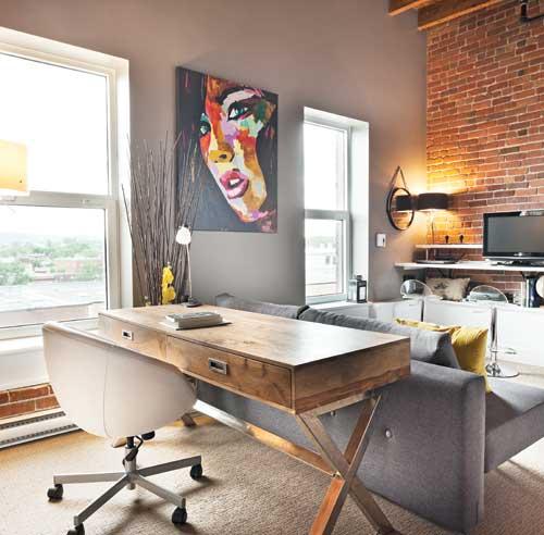 comment agrandir une piece avec 2 couleurs quelle couleur. Black Bedroom Furniture Sets. Home Design Ideas