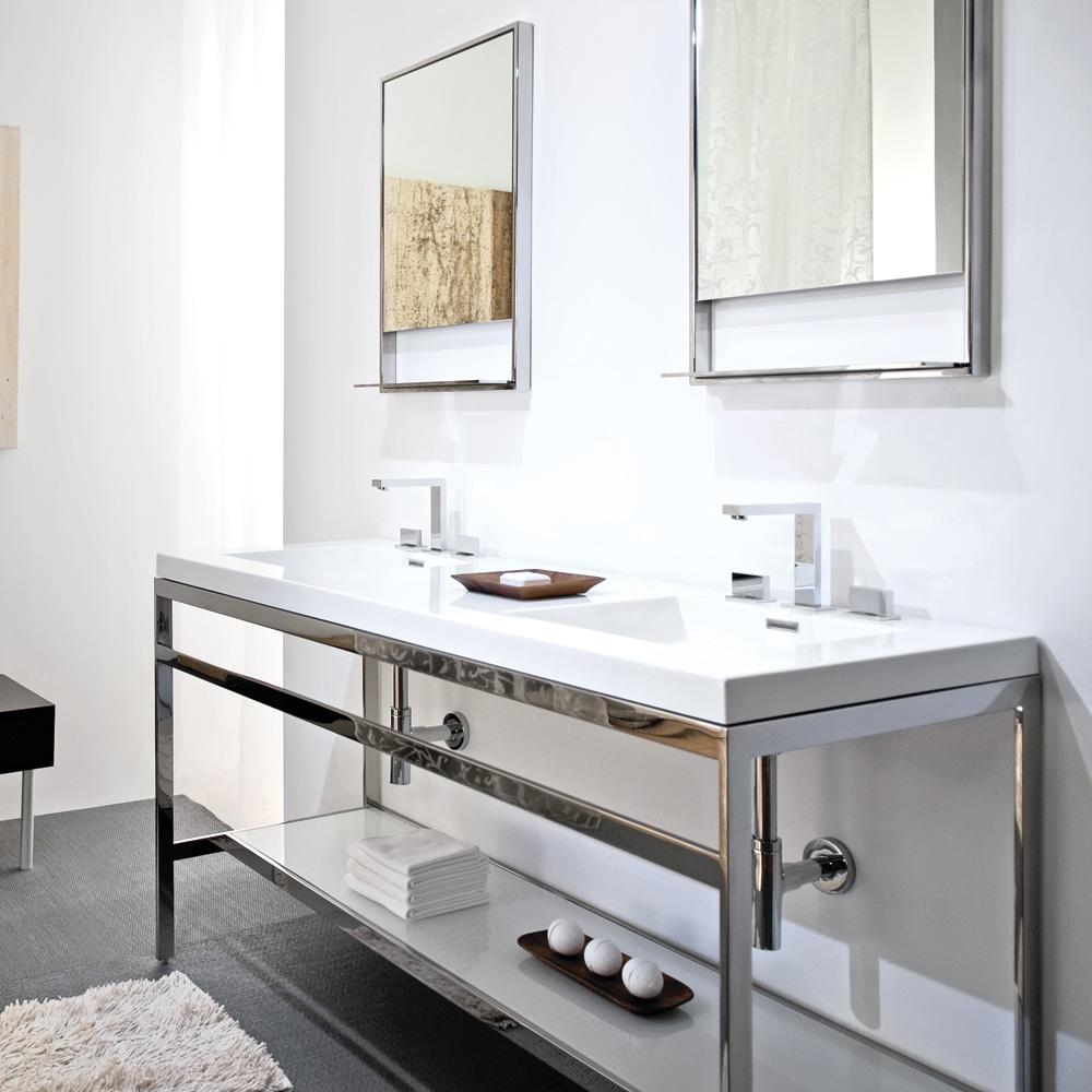9 mod les de lavabos pour la salle de bain trucs et - Modele de salle de bain carrelee ...