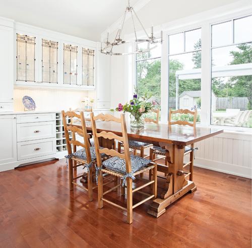 ambiance bord de mer dans la cuisine cuisine. Black Bedroom Furniture Sets. Home Design Ideas