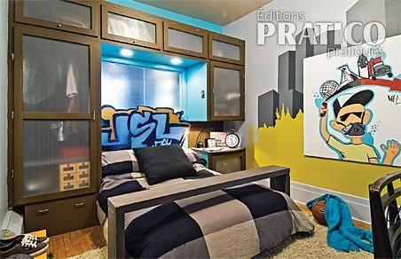 La Chambre Cool Pour Gar On Chambre Avant Apr S D Coration Et R Novation Pratico Pratique