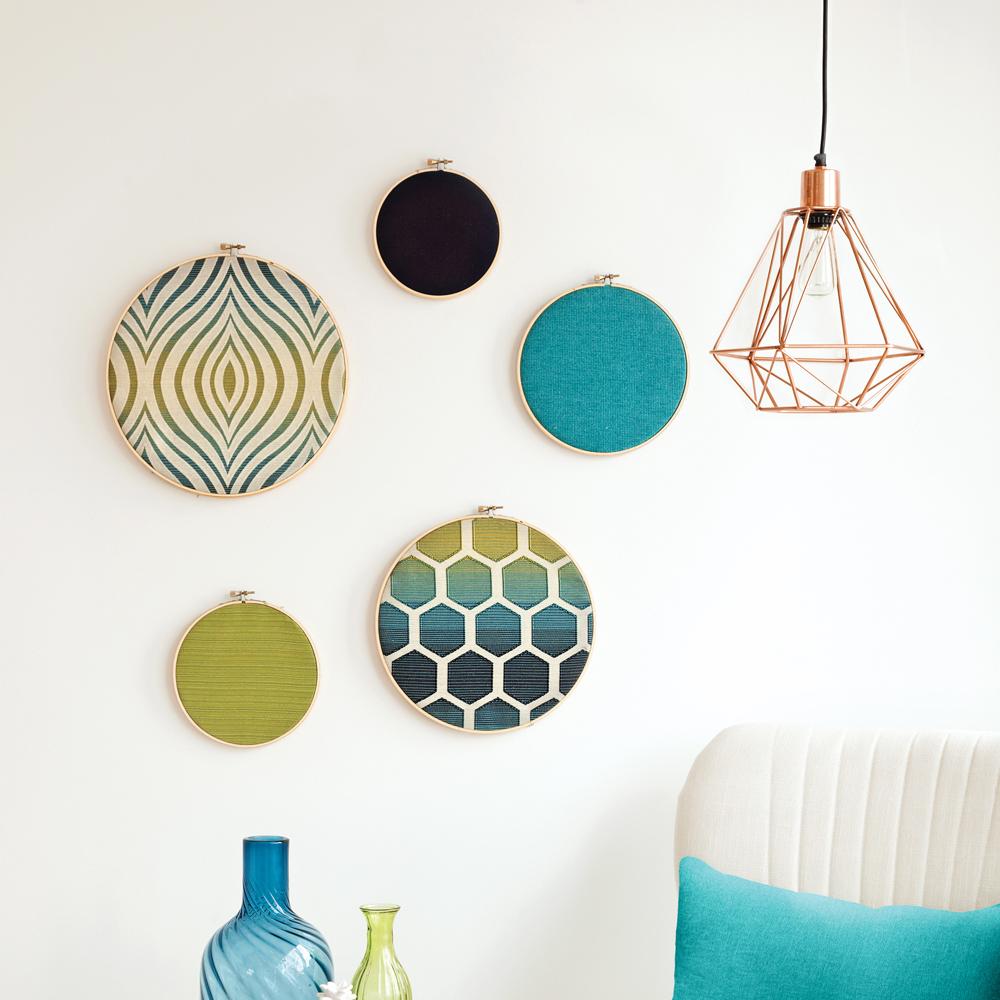 cadres d coratifs en tapes d coration et r novation. Black Bedroom Furniture Sets. Home Design Ideas
