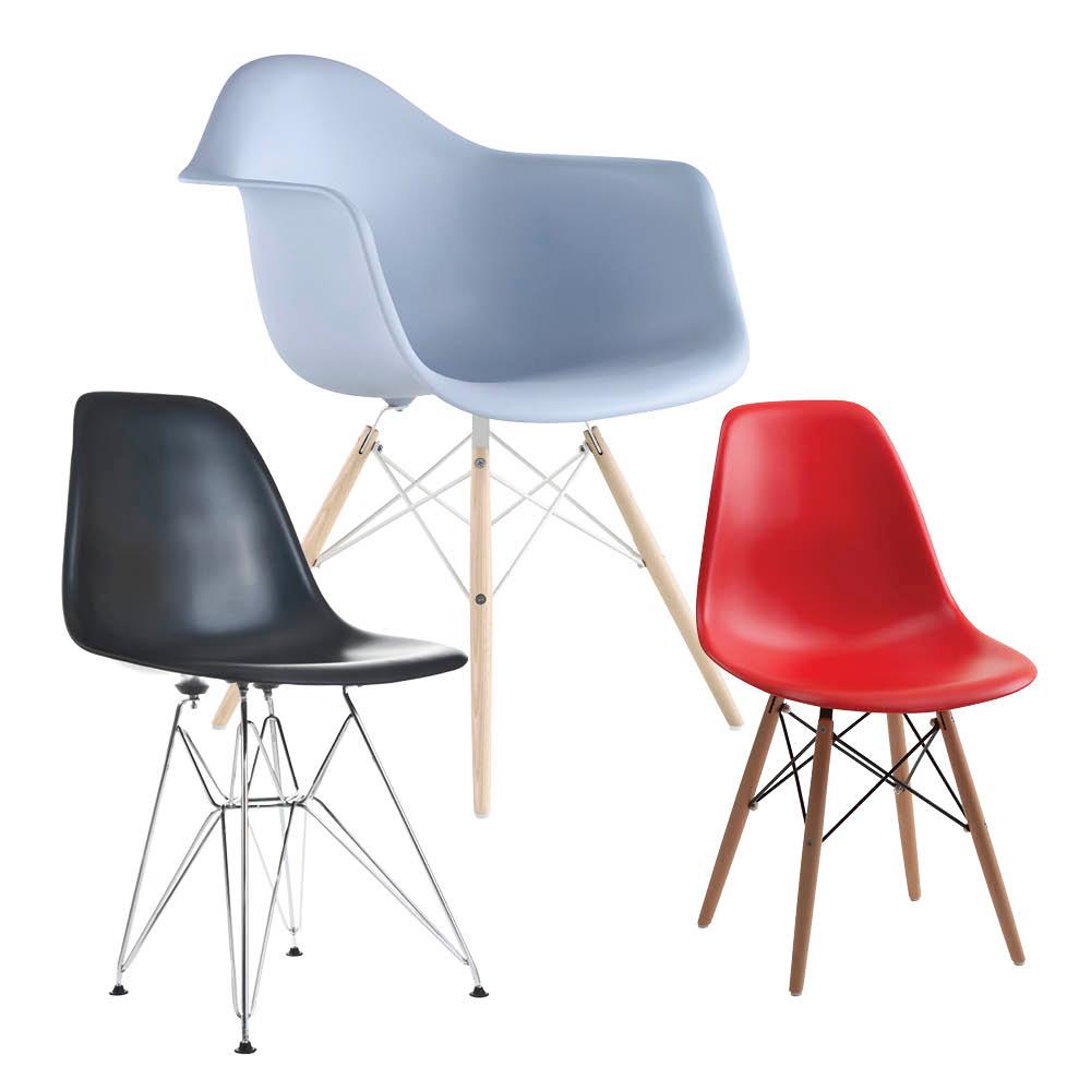 Chaise dsw ou eiffel trucs et conseils d coration et for Meubles concept chaise dsw