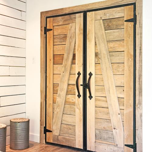 Chambre au cachet rustique - Chambre - Inspirations - Décoration et ...