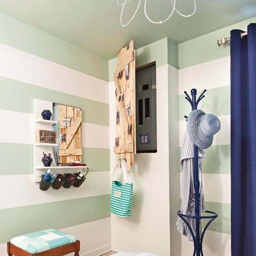 Chambre dado rafra chie peu de frais chambre avant apr s d corat - Petite chambre dado ...