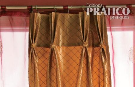 comment fabriquer un rideau pliss 233 en 233 d 233 coration et r 233 novation pratico pratique