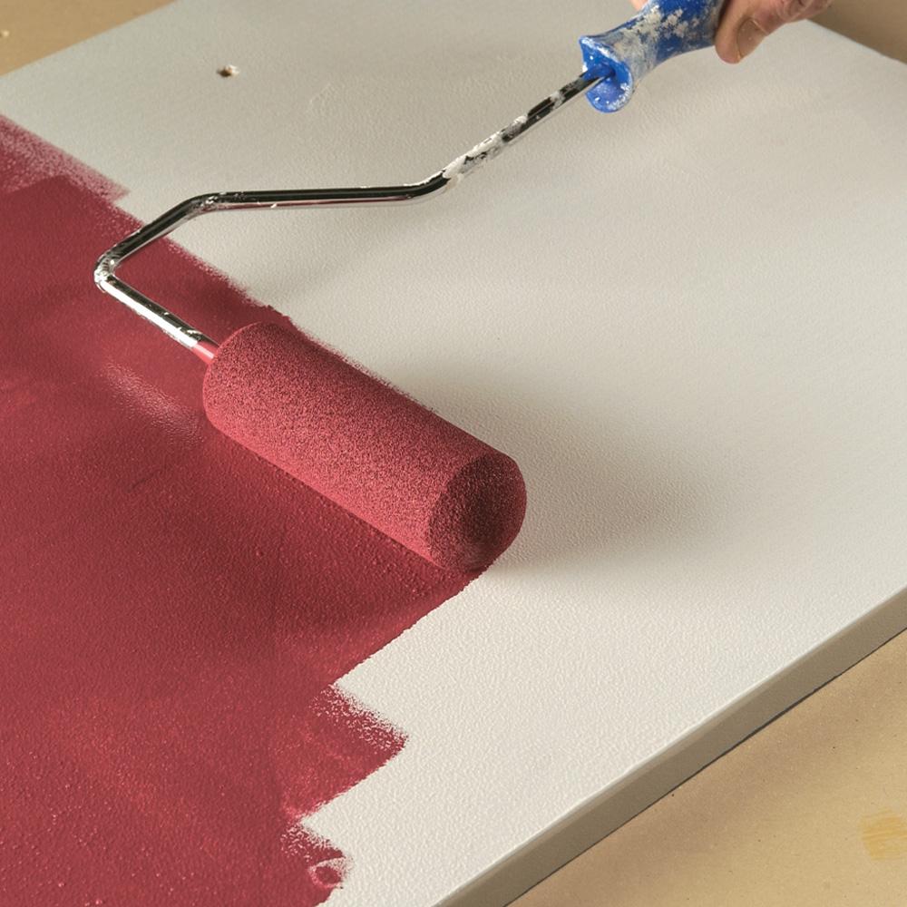 Comment peindre la m lamine en tapes d coration et for Peinture meuble cuisine melamine