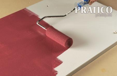 comment peindre la m lamine en tapes d coration et On peindre melamine