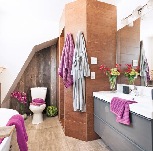décoration salle de bain petit budget  Déco Sphair