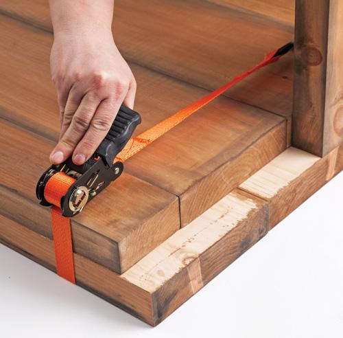 cr er un meuble lavabo en bois en tapes d coration et. Black Bedroom Furniture Sets. Home Design Ideas
