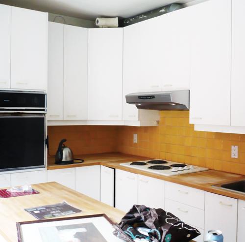 cuisine petit budget grand impact cuisine avant apr s d coration et r novation pratico. Black Bedroom Furniture Sets. Home Design Ideas