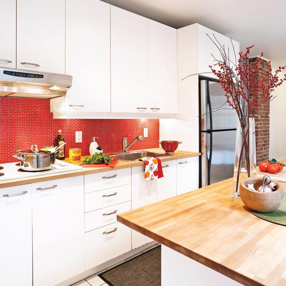 Decoration cuisine gourmande avec des id es for Idee deco cuisine petit budget