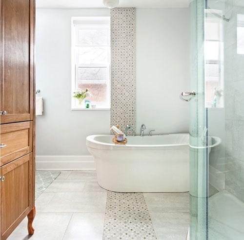 D corez avec la c ramique en 10 d cors inspirations for Carreaux ceramique salle de bain