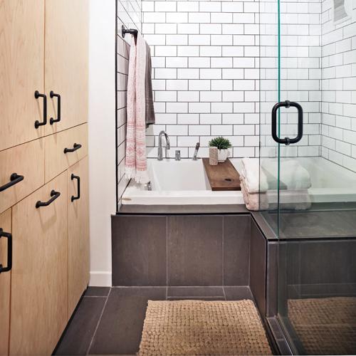 Salle De Bain Esprit Chalet Solutions Pour La D Coration Int Rieure De Votre Maison