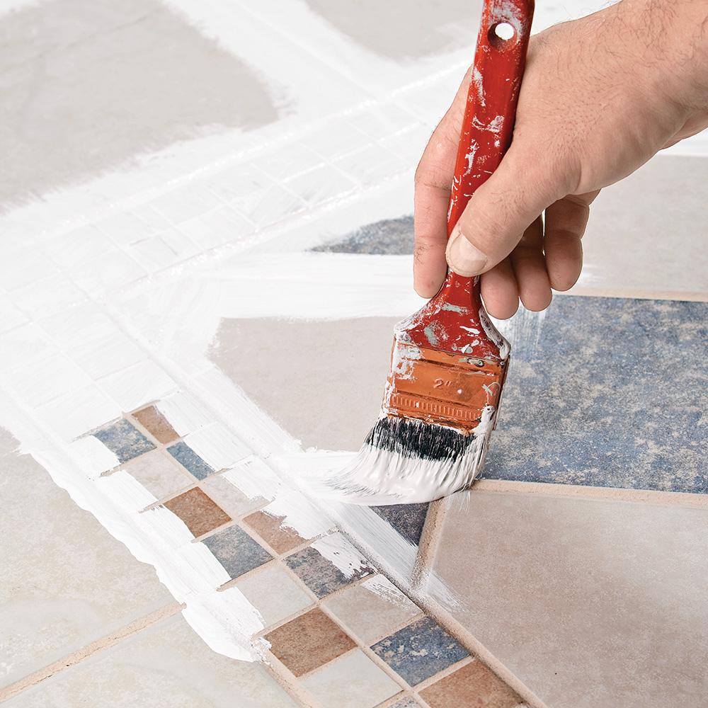 Comment peindre les diff rents finis trucs et conseils for Peinturer un comptoir de salle de bain