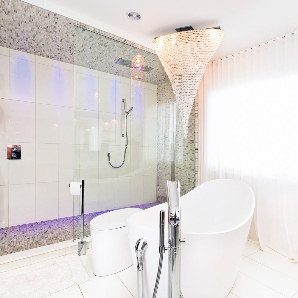 Fantaisie moderne salle de bain inspirations - Je decore salle de bain ...