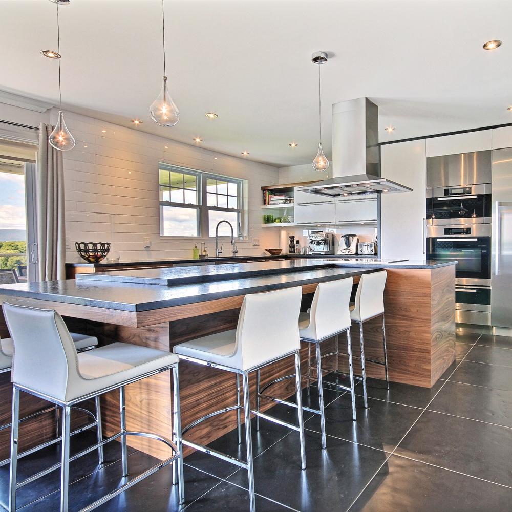 Decoration cuisine pour appartement pr l vement d 39 chantil - Cuisine pour appartement ...