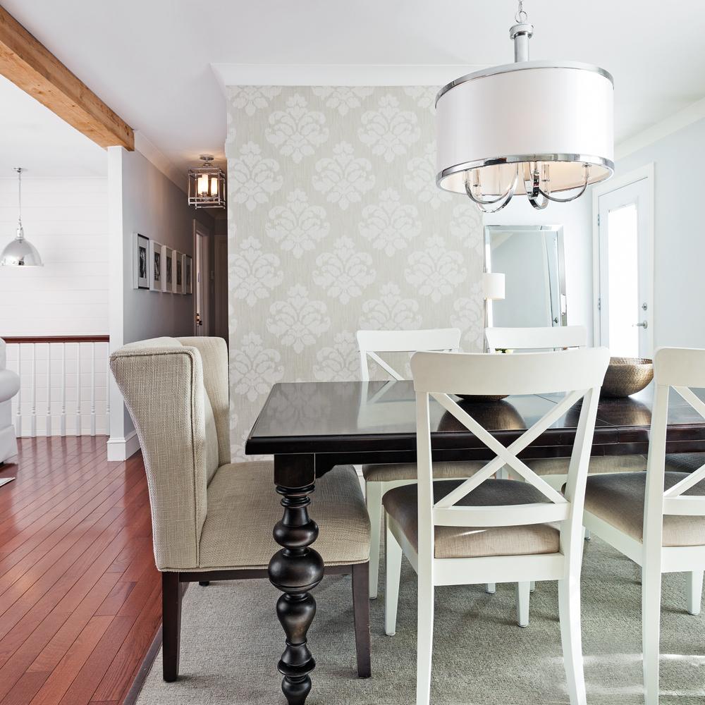 Quelle est la hauteur id ale pour un luminaire trucs et conseils d corat - Hauteur luminaire table cuisine ...