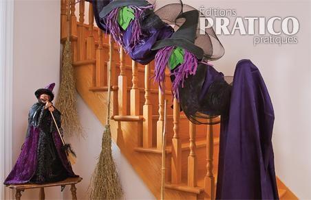 Descente d 39 escalier ensorcel e inspirations d coration - Deco descente d escalier ...