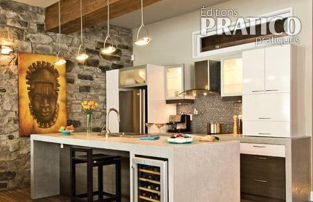 cuisine ethnique dans un esprit urbain cuisine inspirations d coration et r novation. Black Bedroom Furniture Sets. Home Design Ideas