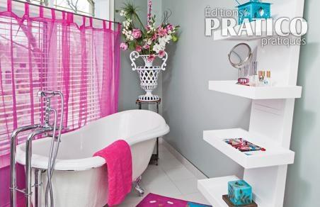 D coration salle de bain adolescent d co sphair - Decoration pour salle de bain ...