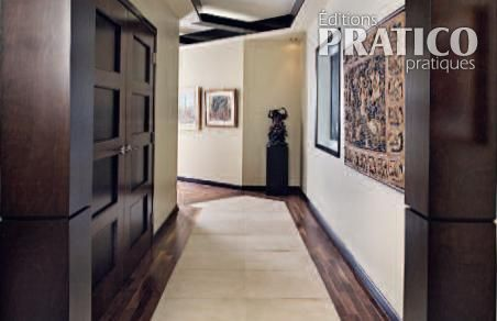 Harmonie de pi ce en pi ce salon inspirations d coration et r novation - Plancher porte par les fondations ...