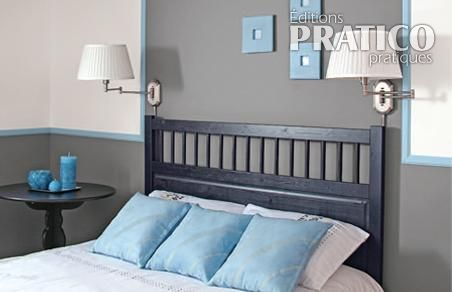Simple Chambre En Gris Chambre Inspirations D Coration Et R Novation Pratico Pratique