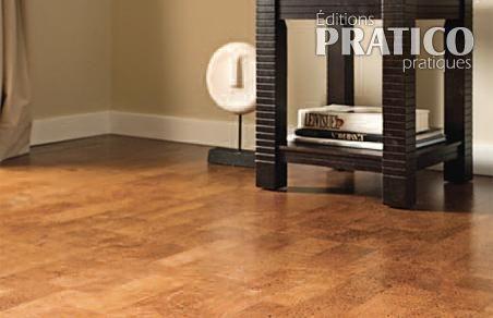 l 39 esth tique d 39 un plancher de li ge inspirations d coration et r novation pratico pratique. Black Bedroom Furniture Sets. Home Design Ideas