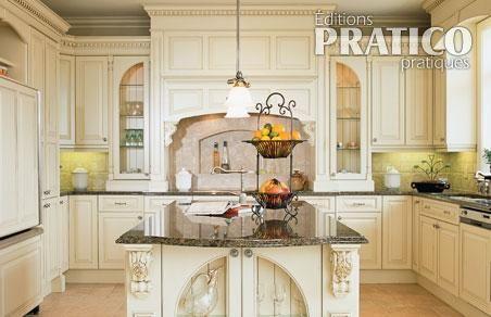 decoration cuisine classique