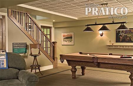 sous sol am nag pour les loisirs sous sol. Black Bedroom Furniture Sets. Home Design Ideas