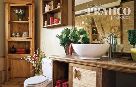 Exotique salle de bain salle de bain inspirations - Je decore salle de bain ...